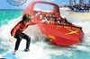 Surfers Paradise Jetboating and Surf Lesson