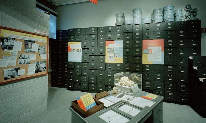 Houston Museum of Natural Science - The Museum District: Spies, Traitors, Saboteurs: Fear and Freedom in America at Houston Museum of Natural Science