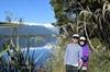 4-hour Lake Mapourika Kayak and Hike adventure, with Okarito Kiwi S...