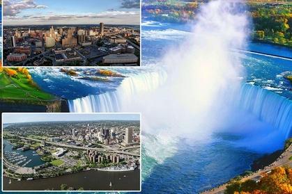 Buffalo to Niagara Falls NY Day Tour photo