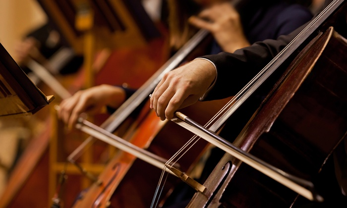 The Grand - Downtown Galveston: Galveston Symphony Orchestra: Dance! at The Grand