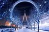 Christmas Lights and Harry Potter Black Cab Tour