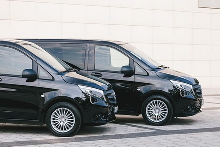 Private Arrival Transfer from London Luton Airport to London City (London)