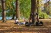 Visite de 2heures du parc de la Tête d'or avec ComhiC