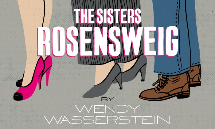 Theater J at Goldman Theater - Northwest Washington: The Sisters Rosensweig at Theater J at Goldman Theater