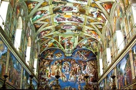 Sconto Esperienze Groupon.it Biglietto saltafila per Introduzione della Cappella Sistina con Mus...