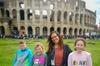 Tour del Colosseo per i bambini con biglietti saltafila, tempio di ...