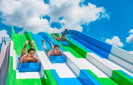 $29 for Two (2) One-Day Waterpark Passes (Reg. $58) - Opening May 2019!