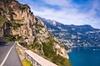 Viaggio panoramico sulla Costiera Amalfitana da Sorrento semi-privato