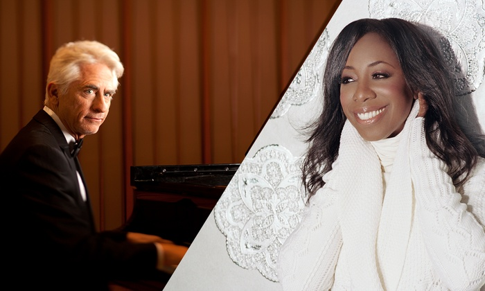 Long Beach Arena  - Long Beach Arena: An Evening With Oleta Adams & David Benoit at Long Beach Arena