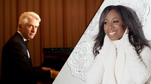 Long Beach Arena : An Evening With Oleta Adams & David Benoit at Long Beach Arena