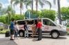 Private Van transfer: Long Beach & San Pedro Cruise Terminals to SN...