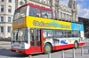 Liverpool Do The Double: River Cruise and Open Top City Sightseeing...
