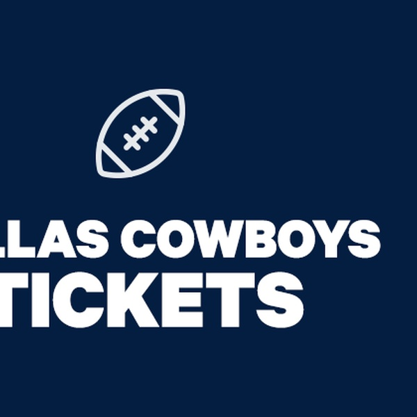 2aa4ddc43 Dallas Cowboys Tickets