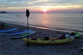 Sunset Dolphin Kayak Tours at Chesapean Outdoors, plus 6.0% Cash Back from Ebates.