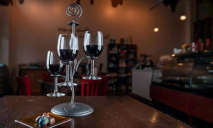 Chocolate & Wine or Beer Pairing