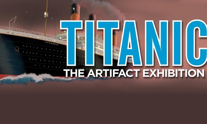 Titanic: The Artifact Exhibition  - The Strip: Titanic: The Artifact Exhibition