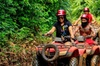 Atv Adventure In Cancun, Ziplines, Cenote Jump, Lunch, Water And Tr...