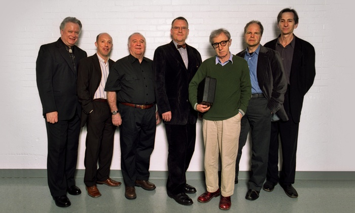 The Regency Ballroom - The Regency Center: Woody Allen and His New Orleans Jazz Band at The Regency Ballroom