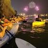 Navy Pier Fireworks Chicago Kayak Tour