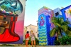 Cancun city, Shopping, Cenote, Archeological zone & Puerto Morelos ...