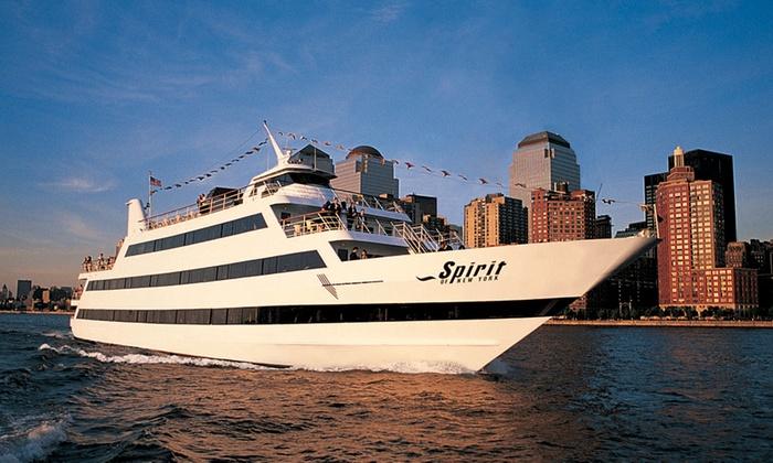 Spirit Cruises' Buffet Cruises at The Spirit of New York
