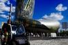 Visite touristique autoguidée de Bordeaux en véhicule électrique av...