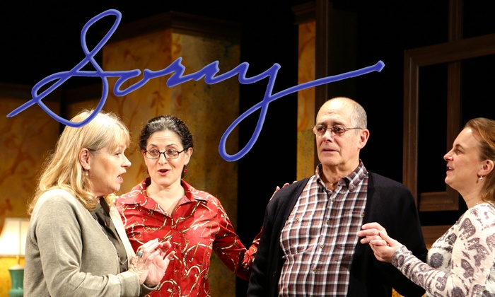 Stoneham Theatre - Nobility Hill: Sorry at Stoneham Theatre