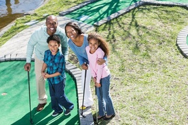 $15 for $30 Worth of Attractions and/or Tokens at Adventure Landing at Adventure Landing-Rochester, plus 6.0% Cash Back from Ebates.
