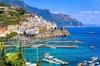 Costiera Amalfitana: tour di un giorno da Roma