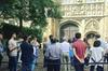 Distanced | Cambridge University College Walking Tour Led By Univer...