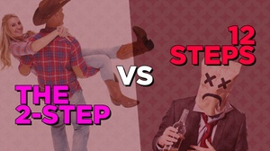 Drinking & Writing Theater at Haymarket Pub & Brewery: VS: Two-Step Versus 12 Steps