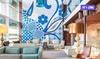 ✈ THE NETHERLANDS   Amsterdam - Hotel Room Mate Aitana 4* - Fitness...