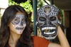 Diego Marcial Rios - San Francisco: Day of the Dead Traditional Mexican Mask Making Class