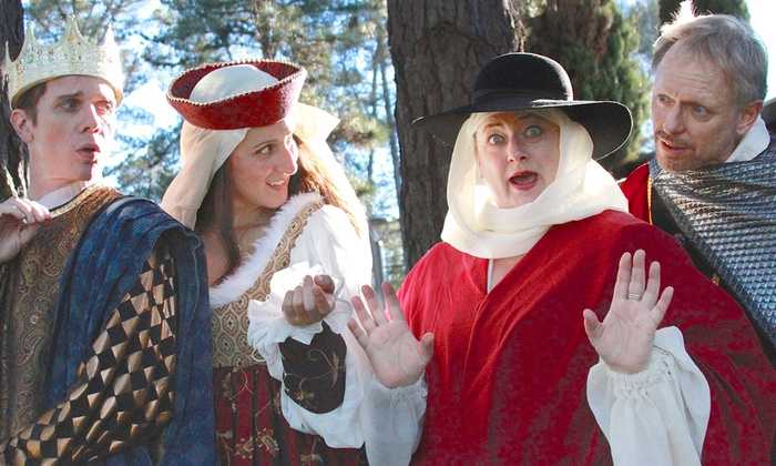 Live Oak Theatre - North Berkeley: What Do Women Want? -- The Marriage of Sir Gawain at Live Oak Theatre