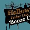 Halloween Friday Late-Night Booze Cruise - Friday October 28, 2016 ...