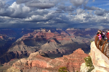 Grand Canyon National Park Roundtrip Shuttle from Las Vegas c5efa511-1e1d-4132-b884-485269cb01f2