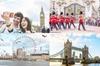 Best of London in half a Day - Buckingham Palace, Trafalgar Square