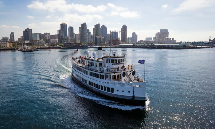 Hornblower Cruises & Events San Diego - San Diego: 'Tis the Season Holiday Lunch Cruise at Hornblower Cruises & Events San Diego