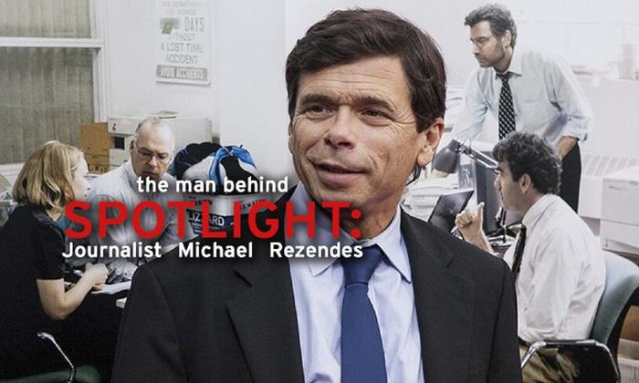 The Man Behind