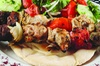 Flame & Grill - Annandale: $12.50 For $25 Worth Of Kabobs, Burgers, Burritos & More