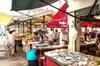 Tour gastronomico per i mercatini sul ponte di Rialto a Venezia con...