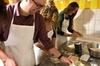 Prepara la pasta a mano sulla Costiera Amalfitana