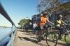 Brisbane By Bike, Local Beer & Tapas