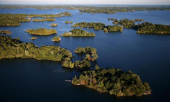 Groupon Thousand Islands