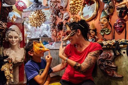 Promozione Esperienze Groupon.it Tour privato delle tradizioni veneziane per famiglie
