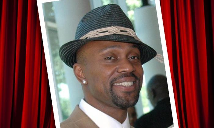 Baltimore Comedy Factory - Baltimore Comedy Factory: Comedian Tony Woods