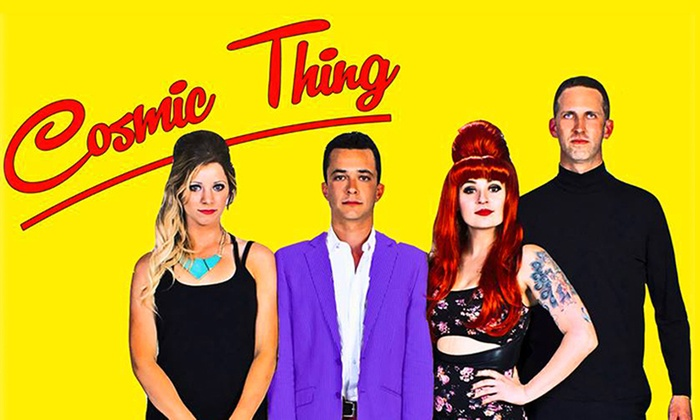 The Strawberry Bowl - Garden Grove: The B-52s Tribute Band Cosmic Thing at The Strawberry Bowl