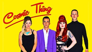 The Strawberry Bowl: The B-52s Tribute Band Cosmic Thing at The Strawberry Bowl