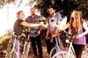 Tour privato di mezza giornata a Roma in bici